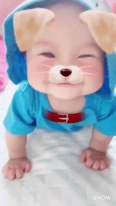 Baby boy cute heart 45 ideas for 2019 Cute Asian Babies, Korean Babies, Asian Kids, Cute Babies, Beautiful Children, Beautiful Babies, New Baby Boys, Baby Kids, Baby Baby