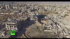 RT ha grabado impactantes imágenes del municipio de Jobar, en Damasco, convertido en epicentro de la lucha entre el Ejército sirio y los islamistas.