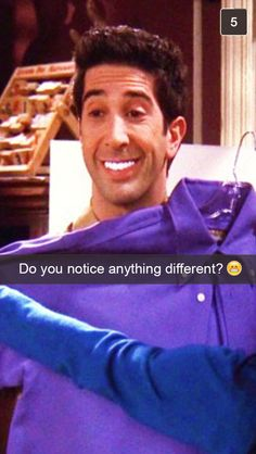 """16 Snapchats Only """"Friends"""" Fans Will Understand"""