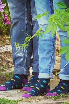 Matching family socks are available in men's, women's, and kids' sizes. Show the world you're a close-knit family by doing something fun together. Matching Socks, Couples Walking, Pairs, Cute, Stuff To Buy, Shopping, Women, Fashion, Moda