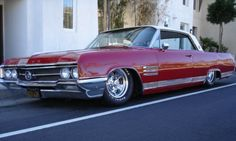 64 Buick Wildcat; can't wait until the wildcat's restoration is done this summer. Can't wait to cruise around mt. p