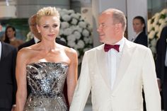 Princess Charlene Just Wore The Ultimate Fancy Pants | HuffPost