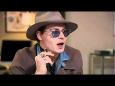 Lifes Too Short - Johnny Depp.  A bit of getting back at Ricky Gervais . . . very funny.