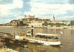 Bratislava, Japan Garden, Heart Of Europe, Places Of Interest, Prague, Paris Skyline, Postcards, Bass, Times