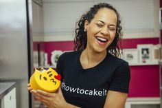 How To Cake It Yolanda Gampp Chocolate Cake Recipe Yo's Ultimate Chocolate Cake Book Cake Emoji Cake S'moreo Cake Batter How To Make Ingredients Tools Ultimate Chocolate Cake, Chocolate Cakes, Emoji Cake, Cake Decorating Supplies, Food Decorating, Book Cakes, Baking Tins, Baking Cakes, Salty Cake