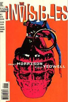 Grant Morrison's The Invisibles LOVE!