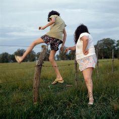 Alessandra Sanguinetti - The adventures of Guille & Belinda. Photography Workshops, Photography Projects, Advanced Photography, People Photography, Alessandra Sanguinetti, Bog Body, Quinn Fabray, Friendly Letter, Feminism