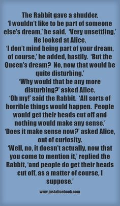 Alice Quotes, Alice Book, A Whole New World, Dreaming Of You, Sayings, Shop, Books, Libros, Lyrics