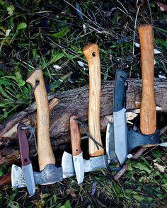 Tlim knives