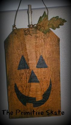 The Primitive Skate: Repurposing Edging into Pumpkins...