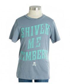 Shiver Me Timbers Tee - Shirts & Tees - Shop - boys | Peek Kids Clothing