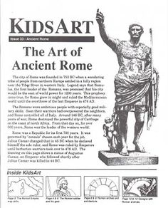 1000 images about ancient rome for kids on pinterest ancient rome roman roads and roman. Black Bedroom Furniture Sets. Home Design Ideas