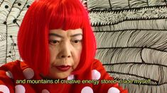 Now in her 80s, Yayoi Kusama's extraordinary art career has included painting, sculpture, installation art, performance art, and more. This 7 minute clip was...
