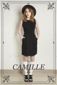 Camille – Coeur de Loup