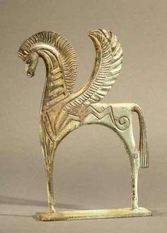 Bronze Pegasus - Vibraa