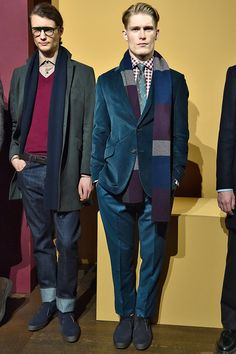 Thomas Pink - Autumn/Winter 2016-17 Menswear London Fashion Week