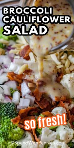 Side Salad Recipes, Salad Recipes For Dinner, Healthy Salad Recipes, Vegetable Recipes, Veggie Food, Vegetarian Cooking, Vegetarian Recipes, Cooking Recipes, Easy Cooking