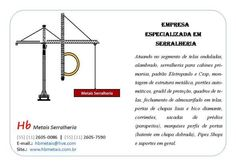 Apresentação Hb metais Serralheria