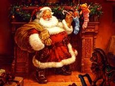 Wallpaper for cellphone Santa At Fireplace 2 Santa Claus Images, Festivals Around The World, Holiday Pictures, Cellphone Wallpaper, Christmas Wallpaper, Most Favorite, Christmas Snowman, Bing Images, Cool Photos
