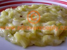 Detail receptu - Cuketové zelí