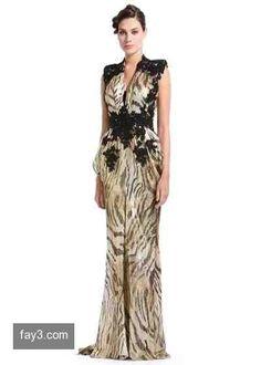 فستان من تصميم زهير مراد مجموعة بري كولكشن صورة 22
