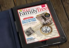 Our next issue is out one week today! Who will you find? #genealogy #familyhistory #magazine #iPad #Android