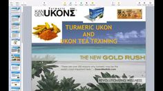 Ukon Turmeric Webinar 3-29-16