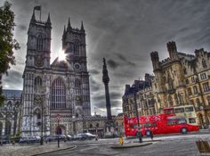 Westminster Abbey, London by Shan Shan
