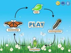 Butterfly HD by Sprout Labs - an app teaching about butterflies and their lifecycle.  Original Appysmarts score: 82/100