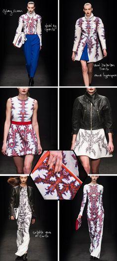 Milan Fashion Week FW 2014 | The Guilty Hyena #FashionWeek #MFW #BYBLOS