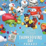 Let's Have A Parade™: The World-Renowned Macy's Thanksgiving Day Parade® Kicks off the Holiday Season with Its 91st Spectacle of Wonder