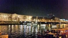 #Paris #PontDesArt #RiveGouche #Seine