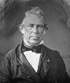 Zachary Taylor Presiden of the US American military leader; military career ended with far-reaching victories in the Mexican-American War; died 16 months into the term of stomach-related illness List Of Presidents, Presidents Wives, American Presidents, American Soldiers, Our President, Mexican American War, American History, British History, Historia