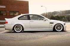 modified #BMW E46 M3