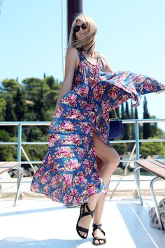 obsessed with this dress by Zimmermann from For Artists Only. Croatia