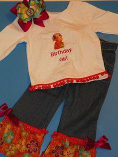 Custom Birthday Outfit