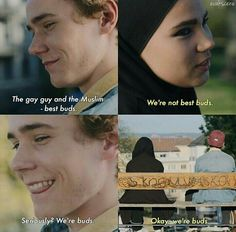 I saw the last episode 2 days ago. Its ending was wonderful!  //Sana&Isak//