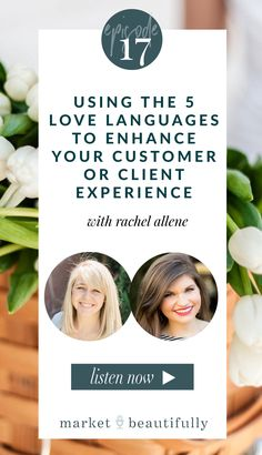 Making your clients and customers feel loved is crucial to the success of any business, no matter how big or small you are. Which is why I brought on Rachel to talk to us about how to use the 5 love languages to serve our clients better. This lady is about to give you so…