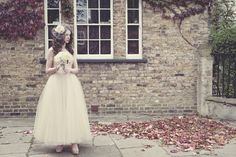 vintage wedding dress from Fur Coat No Knickers
