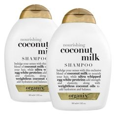... smelling plus great shampoo! Organix Coconut Milk Shampoo 13oz. More