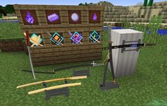 If you've ever felt like the regular Minecraft combat is a bit too stale and dull and would, therefore, like to spice things up a little bit, then the Minecraft Forge, Minecraft Mods, Katana, Bugs, Spice Things Up, Ninja, Japanese, Outdoor Decor, Swords
