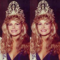 Lorraine Elizabeth Downes - New Zealand - Miss Universe 1983