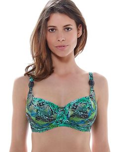 Fantasie Arizona Balcony Bikini Top - Belle Lingerie