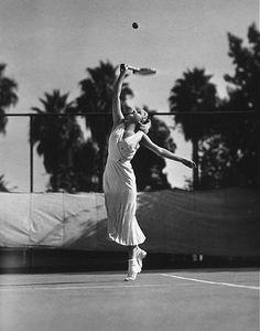 Tennis Shop, Le Tennis, Tennis Clubs, Jean Harlow, Silent Film Stars, Movie Stars, Marilyn Monroe, Missouri, Kansas City