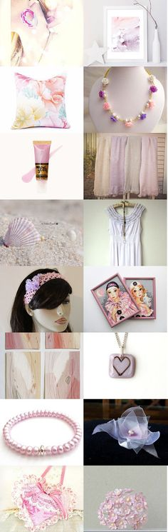 Pastel gifts by Tatin on Etsy--Pinned+with+TreasuryPin.com