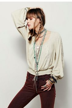 Free People Silverlake Top at Free People Clothing Boutique