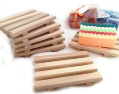 1.65 soap dish DEALS - LIMITIED time Only -  handcrafted natural wood soap dishes - single dishes at bulk rate pricing