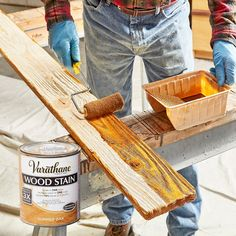 5 Essential Tips On How To Build Beautiful Wood Furniture - Tools And Tricks Club Varathane Wood Stain, Whitewash Wood, Barn Wood Projects, Aging Wood, Into The Woods, Wood Trim, How To Distress Wood, Wood Shelves, Woodworking Crafts