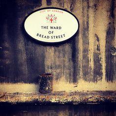 Bread Street The City