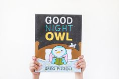 Good Night Owl | Avery and Augustine